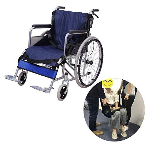 CYYL98 Patientenlift Treppen-Schiebebrett, Notfall-Evakuierungsstuhl, Rollstuhl, Sicherheitsgurt