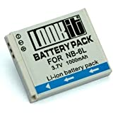 LOOKit® Batterie LI-ION compatible pour Canon Canon PowerShot SX510 HS / PowerShot S120 / PowerShot SX170 IS