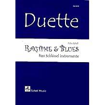 Duette: Ragtime & Blues/ Bass-Schlüssel