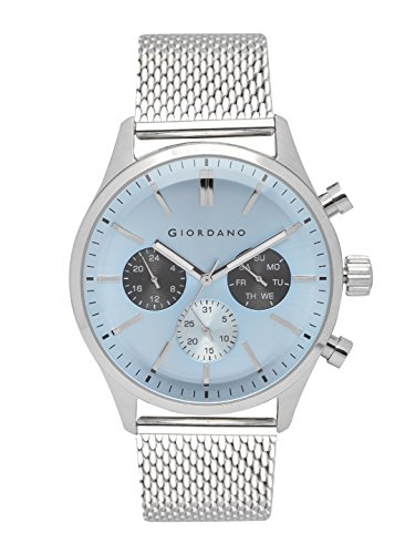 Giordano Multifunction Blue Dial Men's Watch- 1848-33 image