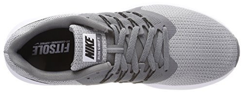 Swift Grey Grau Cool Grey Herren Laufschuhe Nike Black Run Wolf Black En6CRq