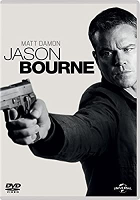 Jason Bourne [DVD + Digital Download] [2016]
