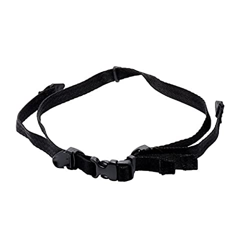 3M GH4 Replacement G3000 Helmet Chinstrap, 3 Point