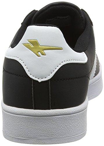 Gola Daytona, Sneakers basses homme Noir (noir/blanc)