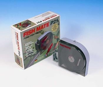 Fish Mate 21 Auto Pond Feeder, einen Artikel