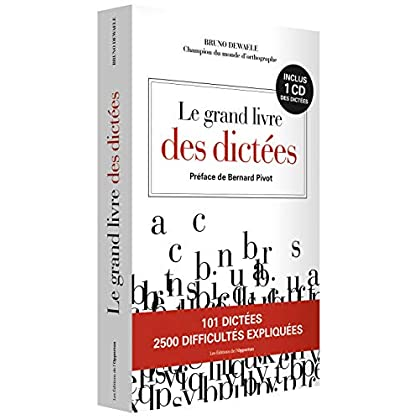 Le grand livre des dictées