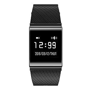 Opta Sb-028 Bluetooth Smart Fitness Band For All Smartphones (Black)