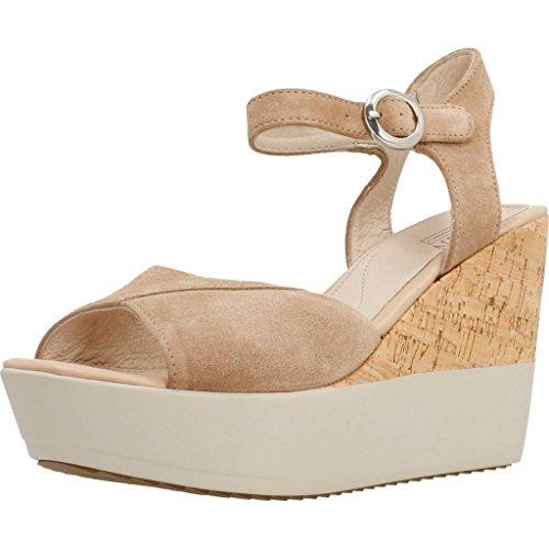 Stonefly SAINT TROPEZ 11 Brun clair - Chaussures Sandale Femme