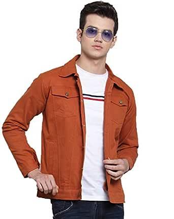 VOXATI Men's Slim Fit Jacket