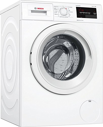 Bosch WAT28321 Waschmaschine Frontlader/A+++/1400 UpM/Active Water/Anti-Vibration Design/weiß