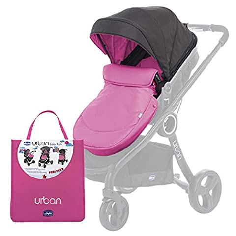 Chicco Pack Coloris Urban Cherry