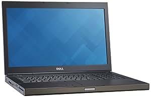 """DELL Precision M6800 2.8GHz i7-4810MQ 17.3"""" 1920 x 1080pixels Grey - notebooks (i7-4810MQ, DVD±RW, Touchpad, Windows 7 Professional, 64-bit, Windows 8.1)"""