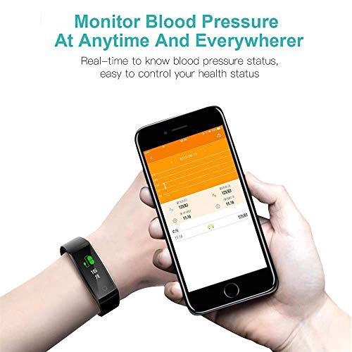 Zoom IMG-3 iposible fitness tracker orologio braccialetto