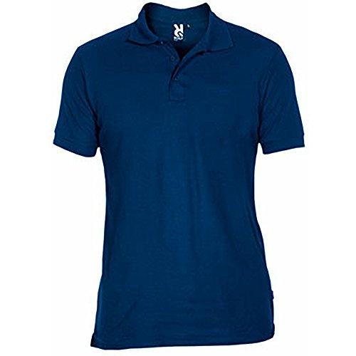 POLO PEGASO Herren Poloshirt Marineblau