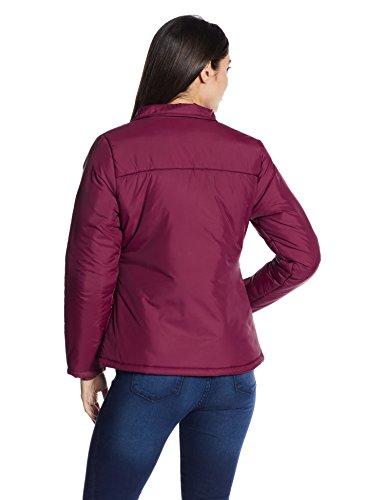 Qube By Fort Collins Women's Jacket (39210_Burgundi_M)