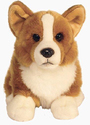 Image of Corgi ~ WELSH PEMBROKE CORGI ~ Soft Toy/Plush (Queen's Corgi)
