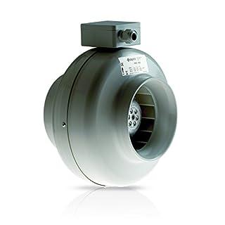 ASPIRA - FANTINI COSMI Zentrifugal Abluftventilator für Toilette Leitungen 100mm saugt akl100