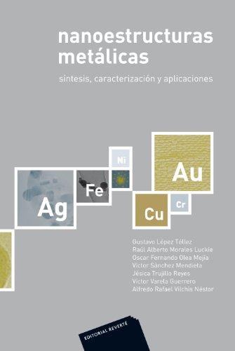 Nanoestructuras metálicas por Gustavo López Téllez