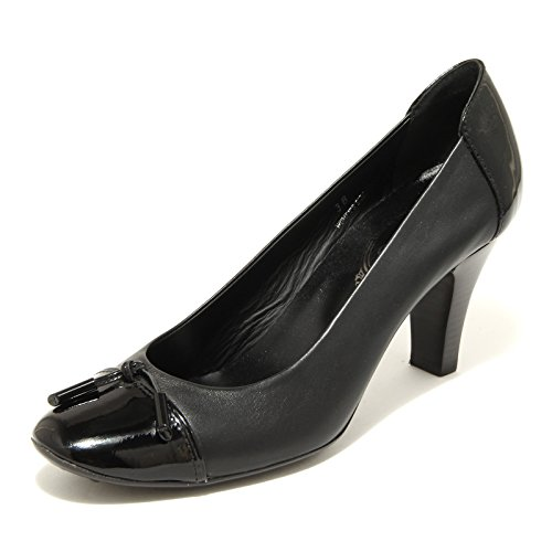 30984 decolette nero TOD'S scarpa donna shoes women Nero