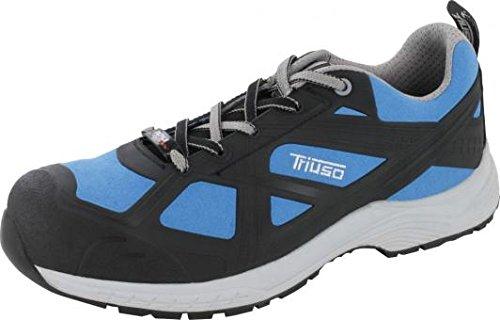 Triuso Arbeitsschuhe S3S3Sicherheit Schuh Sicherheit des Sports monza1Microfaser Aluminium Kapsel GR. 40-46(45)