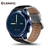 LEMFO LEM5 Pro Smart Watch 1.39 inch 3g Smartwatch Phone MTK6580 Quad Core