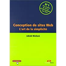 Conception de sites web : L'art de la simplicité de Jakob Nielsen (27 juin 2000) Broché