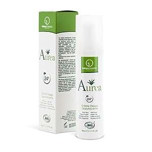 Aurea - Crème visage 24h Aloé véra BIO