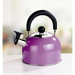 Wasserkessel Flötenkessel Pfeifkessel 1,5l Wasser Kessel Wasserkocher Teekessel