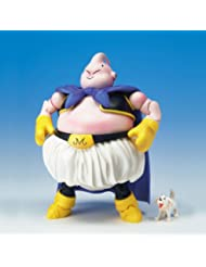Dragonball Z BanDai Hybrid Action Mega Articulated 4 Inch Action Figure Majin Buu (japan import)