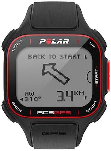 Polar RC3 GPS HR - Reloj con pulsómetro y GPS integrado