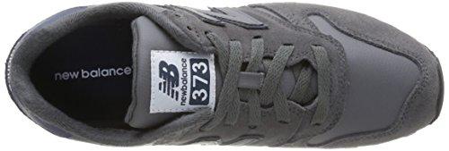 New Balance M373SYG, Scarpe sportive, Uomo Dark Grey/Navy