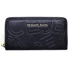 4aa78122c0 Versace Jeans, Portafogli Nero Nero