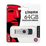 #5: Kingston Data Traveler SWIVL 64 GB Pendrive USB 3.1