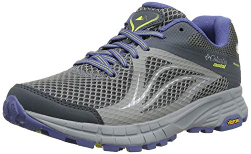 Columbia Mojave Trail II Outdry ¢, Scarpe Running Donna, Grigio (Ti Grey Steel, 033), 38.5 EU