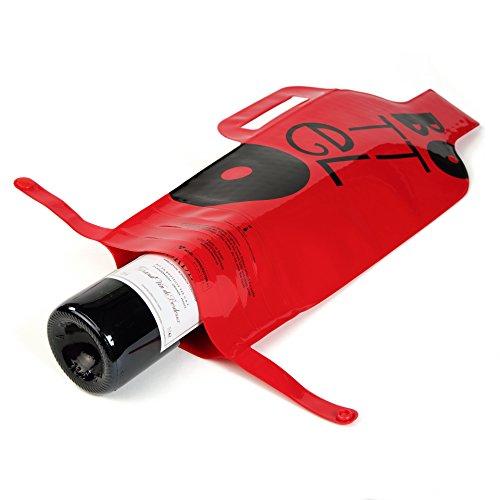 bottelo Wein Flasche Gepäck Bildschirmschutzfolien