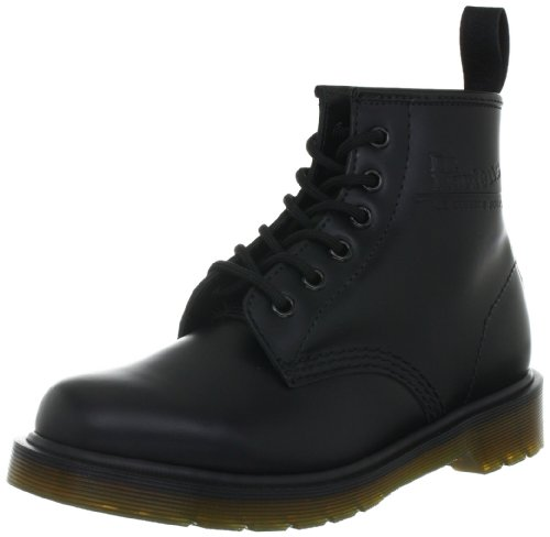 Dr. Martens 101 PW Police Boot 10063001, Unisex - Erwachsene Stiefel, Schwarz (black), EU 47