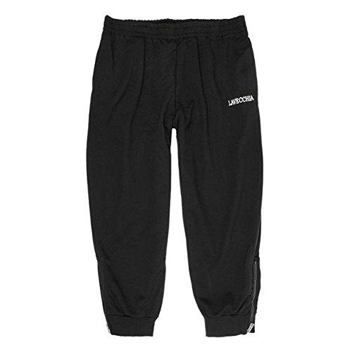Tallas extra grandes Pantalón chándal negro más