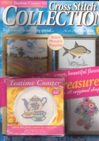Cross Stitch Collection Magazine Number 54 May June 2000