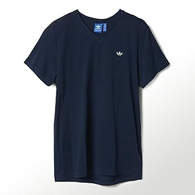 adidas Herren T-Shirt V-Neck