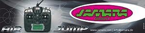 Jamara 181141 Air Jump - Transmisor para control remoto, 300 x 70 cm Importado de Alemania