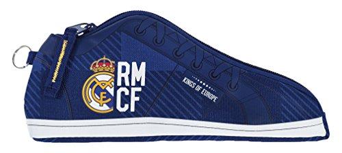 Real Madrid – Estuche portatodo zapatilla (Safta 811724584)