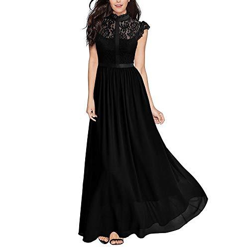 Aashish Garments Black Crepe Net Style Ruffle Women Maxi Dres