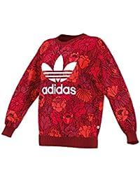 Adidas - Sudadera de mujer trefoil