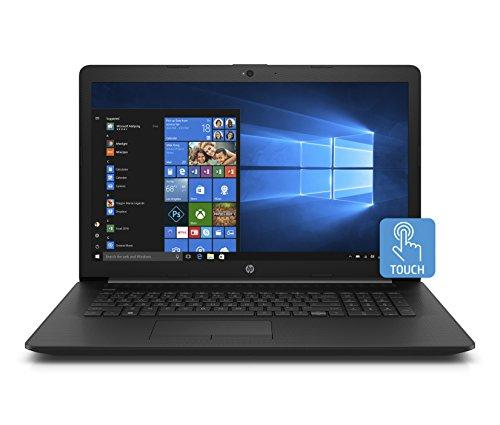 "Preisvergleich Produktbild HP - 17.3"" Touch-Screen Laptop - Intel Core i3 - 8GB Memory - 1TB Hard Drive - HP Finish in Jet Black with A Maglia Pattern"