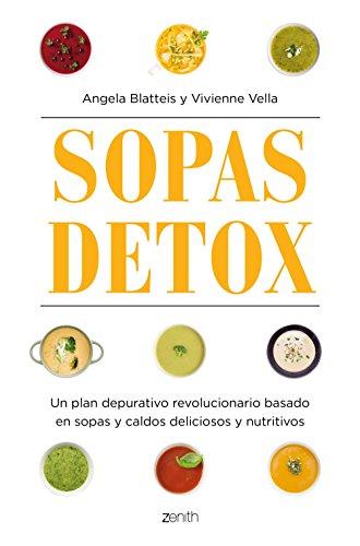 Sopas detox por Angela Blatteis;Vivienne Vella