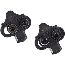 Shimano Y42498201 - Pedales para bicicletas (calas), color negro