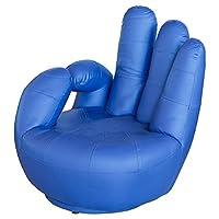 Febland Swivel Hand Chair, FU126BL-P