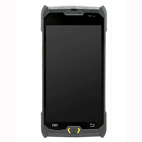 Highton Android MT6737 Quad-core 4G Handheld Scanner 5 Inch WIFI+Bluetooth 1D Barcode Waterproof Terminal Rugged PDA Cellular Point-of-sale