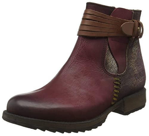 BunkerDung - Stivaletti donna , Marrone (Brown (Burdeus)), 42