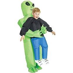 Kids morphcostumes gigante hinchable Blow Up Pick Me Up disfraz–disponible en varios diseños